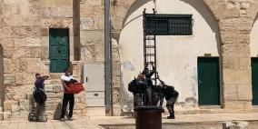 الأردن يوجه مذكرة احتجاج لإسرائيل ضد انتهاكاتها في الأقصى