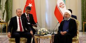 روحاني لأردوغان: يجب علينا اتخاذ قرار مشترك بشأن اتفاق التطبيع
