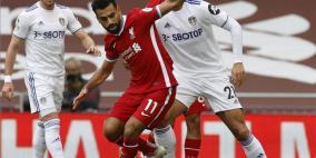 هاتريك صلاح يقود ليفربول لفوز افتتاحي شاق