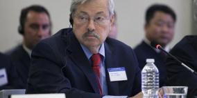 السفير الأمريكي لدى الصين يترك منصبه