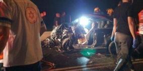 وفاة مواطن وإصابة 5 أشخاص بحادث طرق قرب عيلوط