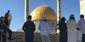 دعوات يهودية لاقتحام مركزي للأقصى الخميس