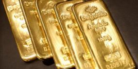 الذهب ينخفض لأقل مستوى في نحو أسبوعين