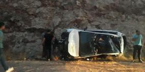 وفاة شاب في حادث سير ذاتي غرب رام الله