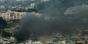 وسائل إعلام إسرائيلية: انفجار في موقع أسلحة تابع لحزب الله جنوبي لبنان