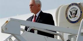 إجبار طائرة نائب الرئيس الأمريكي على العودة