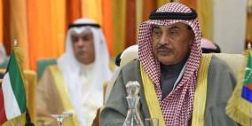 رئيس وزراء الكويت: موقفنا ثابت من القضية الفلسطينية