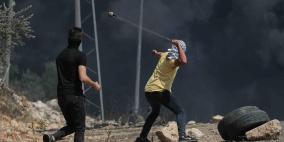 7 إصابات بينهم صحفي وعشرات حالات الاختناق في كفر قدوم
