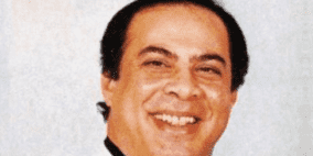 وفاة الفنان المصري المنتصر بالله