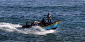 صورة: استشهاد صيادين شقيقين من غزة برصاص البحرية المصرية