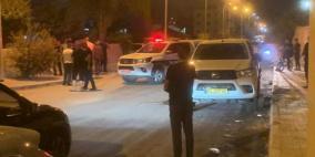 إصابة رجل بجريمة إطلاق نار في جلجولية