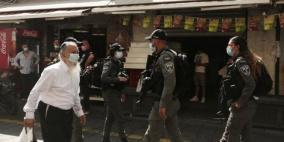 """الصحة الإسرائيلية: 2.5% من """"مواطني الدولة"""" أصيبوا بكورونا"""