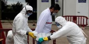 حالتا وفاة و66 إصابة جديدة بفيروس كورونا في قطاع غزة