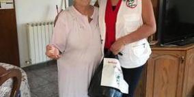 لجان العمل الصحي تحتفل باليوم العالمي للمسنين