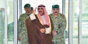 تزكية الشيخ مشعل الأحمد الصباح وليا للعهد بالكويت