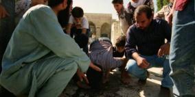 مجزرة الأقصى الأولى.. يوم استشهاد 21 مواطنا