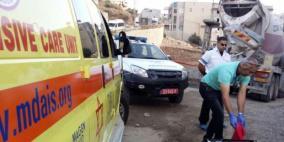 وفاة شاب من طورة إثر حادث دهس بشاحنة إسرائيلية