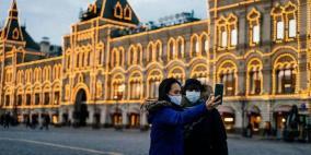 ارتفاع قياسي لحالات الإصابة بكورونا في روسيا