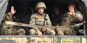 التوصل إلى اتفاق وقف إطلاق نار بين أرمينيا وأذربيجان