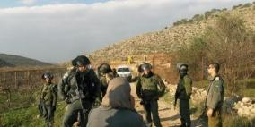 الاحتلال يقرر منع المزارعين من دخول أراضيهم جنوب وشرق بيت لحم