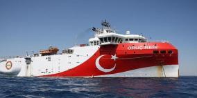 تركيا ترسل سفينة تنقيب لمياه تتنازع عليها مع اليونان