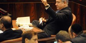 نتنياهو يهدد غانتس بالذهاب إلى انتخابات مبكرة