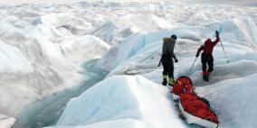 درجة حرارة القطب الشمالي الأعلى منذ 3 آلاف عام