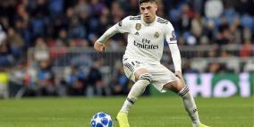 ضمن صفقة بوغبا..مان يونايتد يريد فالفيردي من ريال مدريد