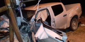 وفاة شاب في حادث سير بالقرب من رام الله