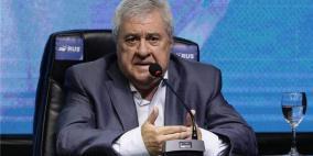 رئيس بوكا جونيورز يتوعد نادي برشلونة