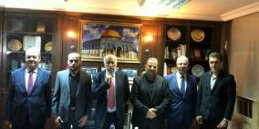 الرجوب: مصر وافقت على استضافة الحوار الفلسطيني