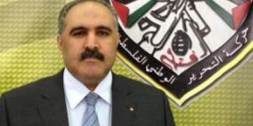 فتح تنعى حازم أبو شنب والرئيس يهاتف والده معزيا بوفاته