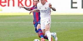ريال مدريد يستعيد توازنه بدك شباك برشلونة