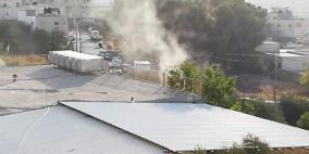 وفاة فتاة متأثرة بإصابتها في حادث حريق مركز رعاية الفتيات في بيت لحم