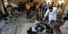 أربعة قتلى على الأقل و34 جريحاً بانفجار قنبلة في باكستان