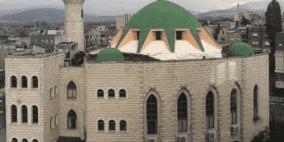 الاحتلال يأخذ قياسات مسجد جنوب جنين