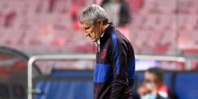 سيتين: برشلونة قرر إقالتي قبل هزيمة بايرن ميونخ