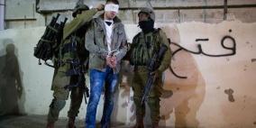 الاحتلال يعتقل 10 أسرى محررين شمال طولكرم
