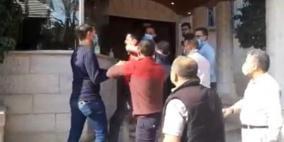 جوال تعتذر عن اعتداءها على مواطن بغزة