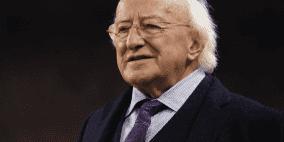 الرئيس الايرلندي يعزي برحيل عريقات