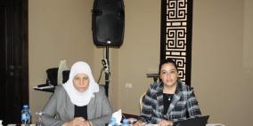حمد تفتتح تدريب لكادر الوزارة مع مكتب المفوض السامي