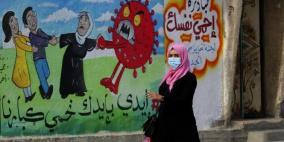غزة: حالتا وفاة و922 إصابة جديدة بفيروس كورونا