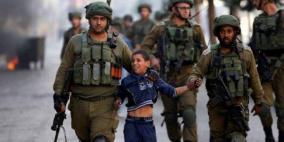 تقرير: جنود الاحتلال يتعمدون التسبب بإعاقات دائمة للأطفال الفلسطينيين