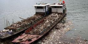 الصين توقف واردات النفايات الصلبة بدءا من أول 2021
