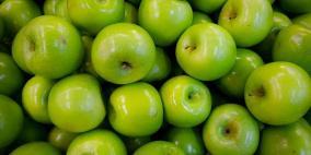 العثور بالصدفة على نوع غريب من التفاح
