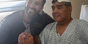 ممرضة مارادونا تفجر مفاجأة جديدة