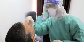 كورونا غزة: تسجيل 5 حالات وفاة و584 إصابة جديدة