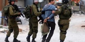 محدّث.. الاحتلال يعتقل 15 مواطنا من الضفة بينهم فتاة