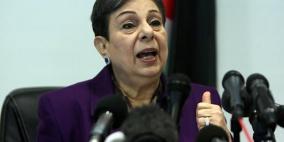 صحيفة: حنان عشراوي تقدّم استقالتها من تنفيذية المنظمة