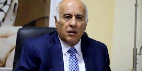 الرجوب يصل العراق في زيارة رسمية